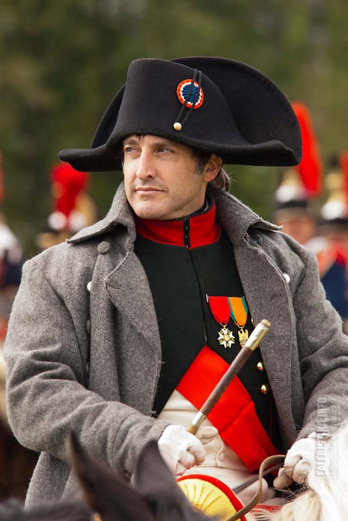 Наполеон Бонапарт. Да-да, сам Император. ФОто Андрея Лобанова