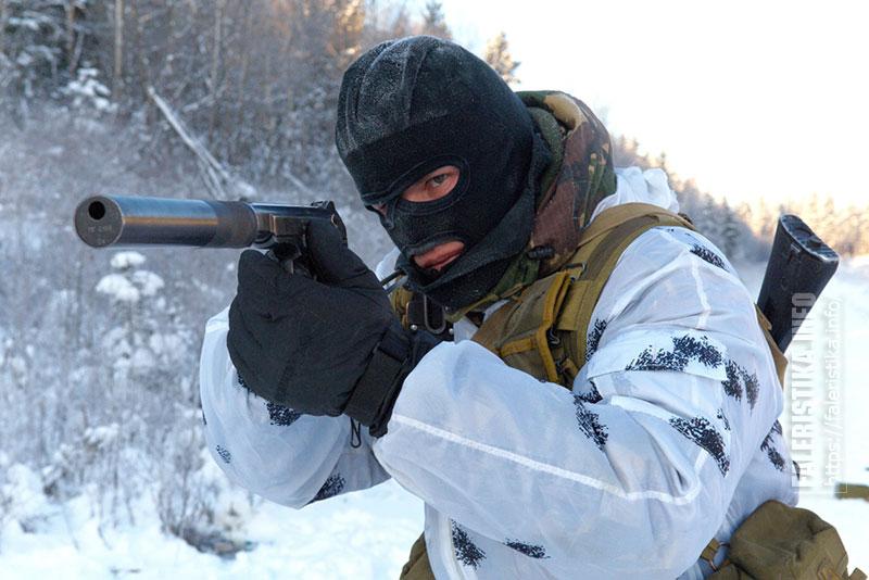 Снайпер. Фото Андрея Лобанова