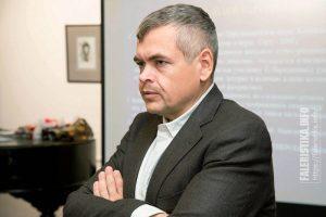 Руководитель проекта «Фалеристика.инфо» Алексей Сидельников (Ляксей)