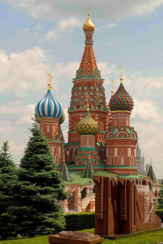 Покровский собор (Церковь Василия Блаженного)