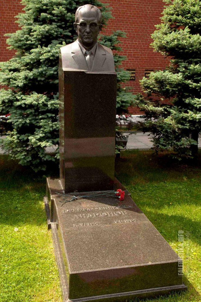 Андропов Юрий Владимирович (1914—1984)