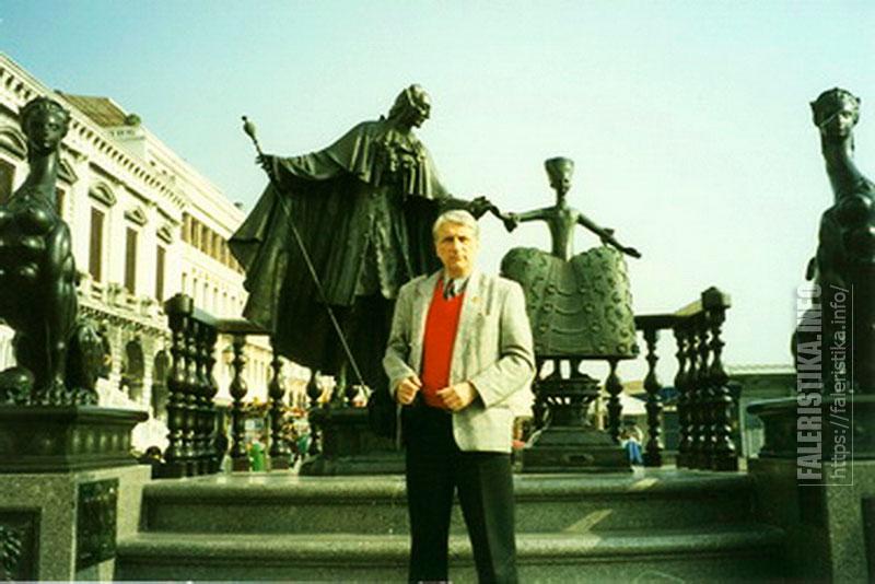 Юрий Соминский. Венеция. Казанова Михаила Шемякина