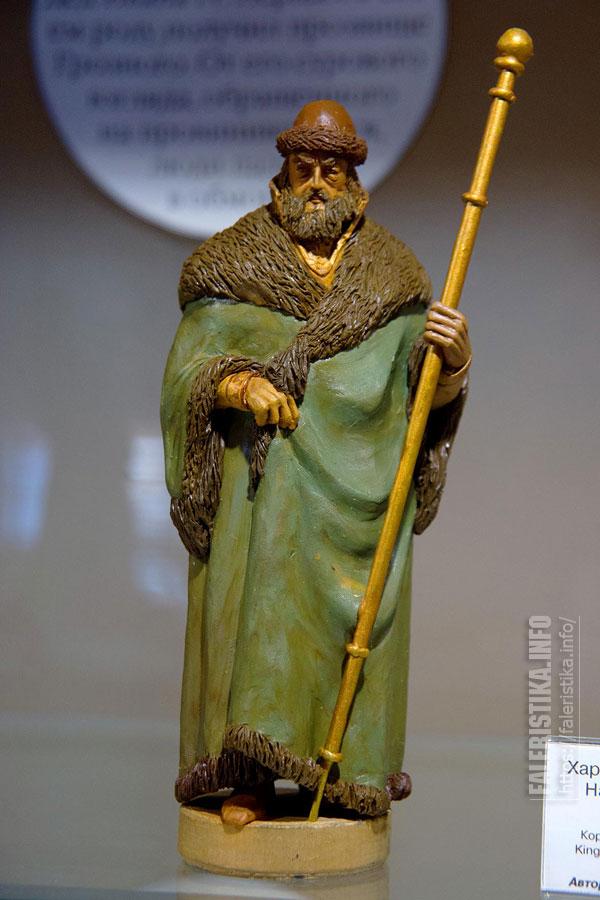 Иван III. Работа Ростислава Олюнина