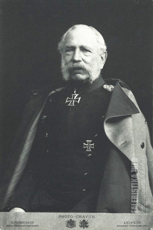 Саксонский король Альберт