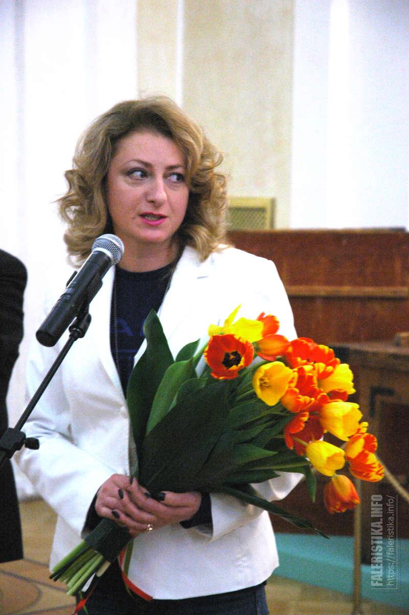 Ирина Багдасарова