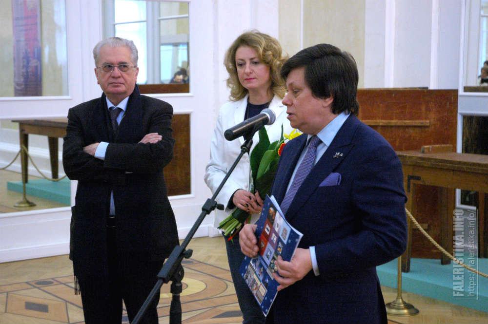 Михаил Борисович Пиотровский, Ирина Багдасарова, Александр Кучеров