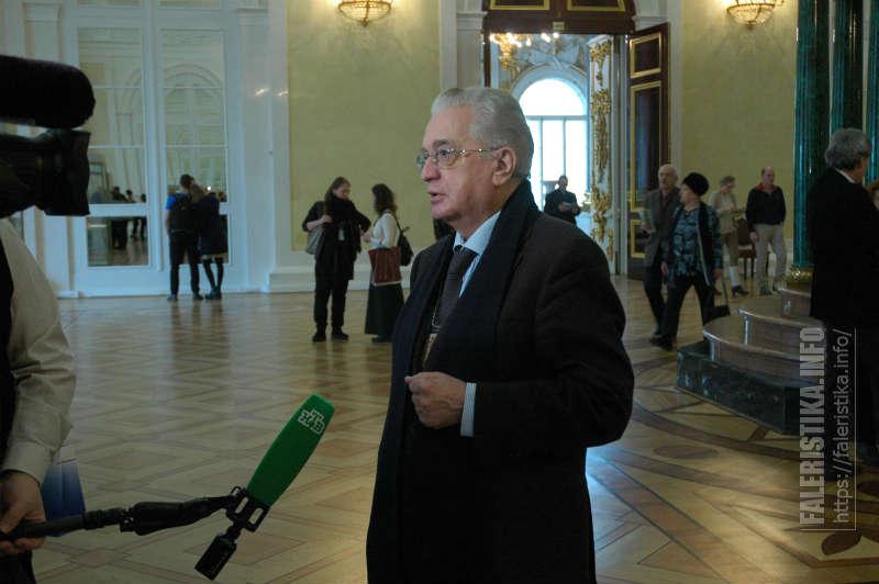 Михаил Борисович Пиотровский