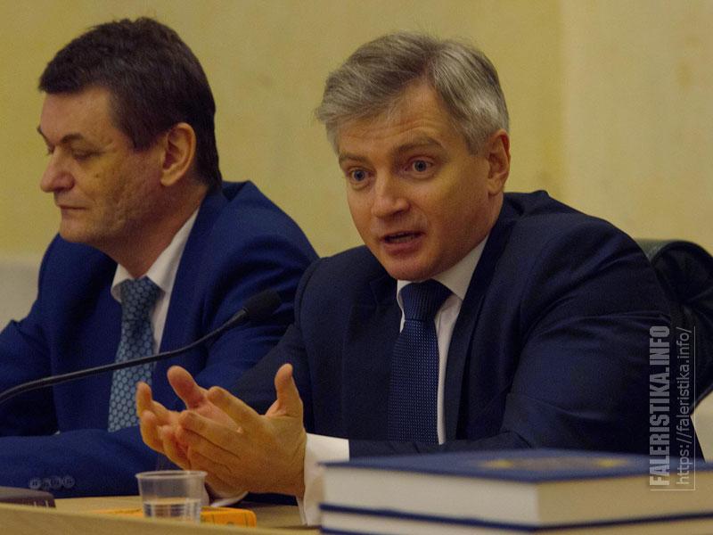 Александр Подмазо и Александр Кибовский