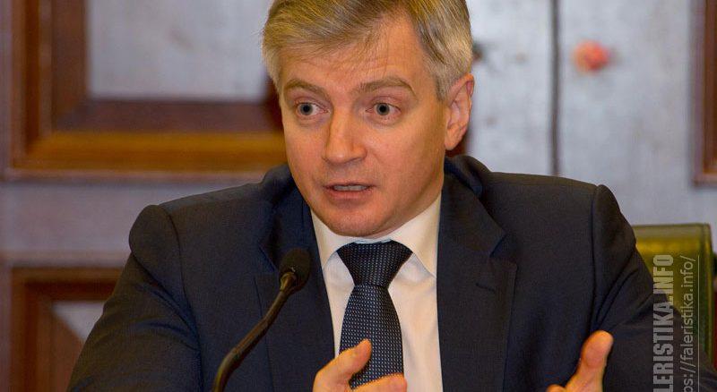 Руководитель Департамента культуры города Москвы Александр Владимирович Кибовский