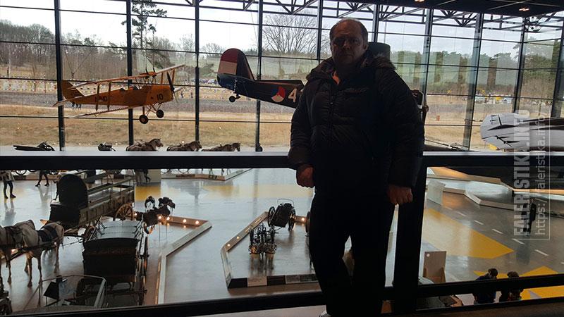 Андрей Пустоваров. Nationaal Militair Museum — Национальный Военный Музей, Нидерланды