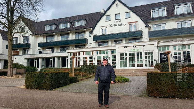 Отель Бильдерберг, давший название знаменитому Бильдербергскому клубу (Bilderberg group)