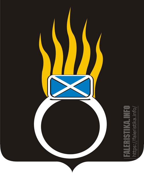 Эмблема Уральской геральдической ассоциации