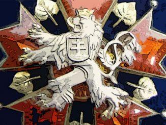 Орден Белого льва. Чехословакия