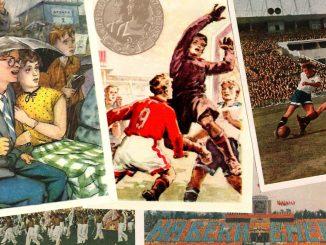 Советские открытки на тему «Спорт». 1950-1960-е гг.