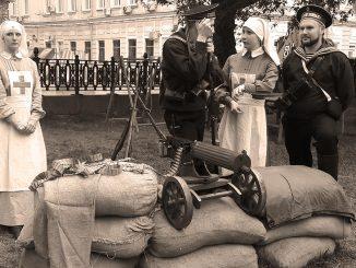 Севастопольский променад, начало 20 века