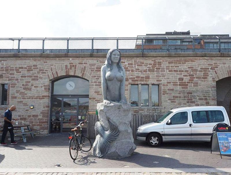 Русалка. Копенгаген