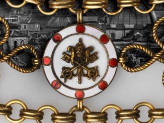 Орденские цепи Святого Престола