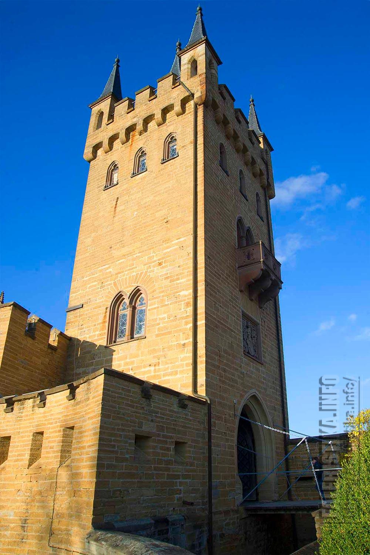 Замок Гогенцоллерн (Burg Hohenzollern)