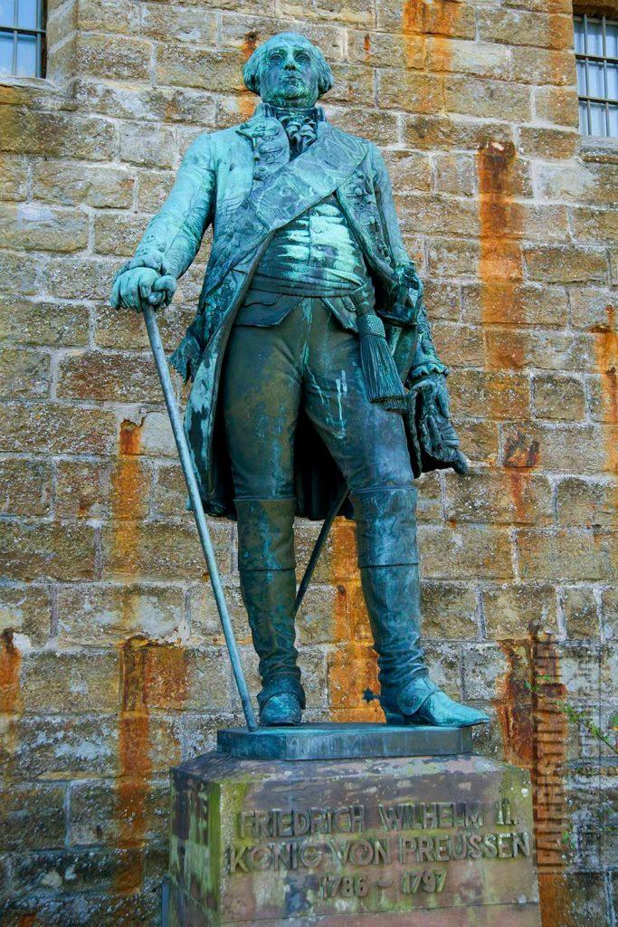 Фридрих Вильгельм II Прусский (Friedrich Wilhelm II) 1744-1797