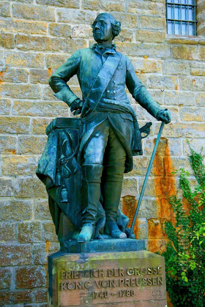 Фридрих II Великий (Friedrich II, Friedrich der Große) 1712-1786