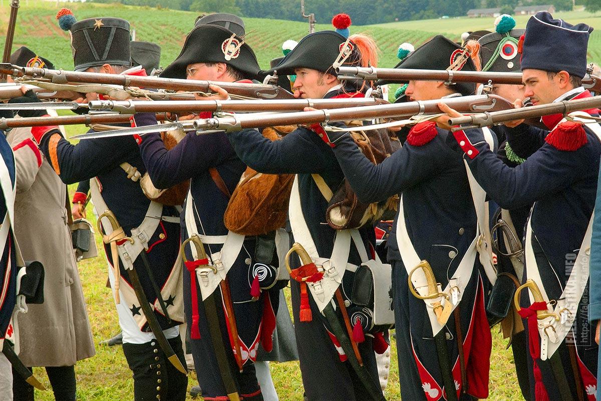 Вооружённая Французская армия