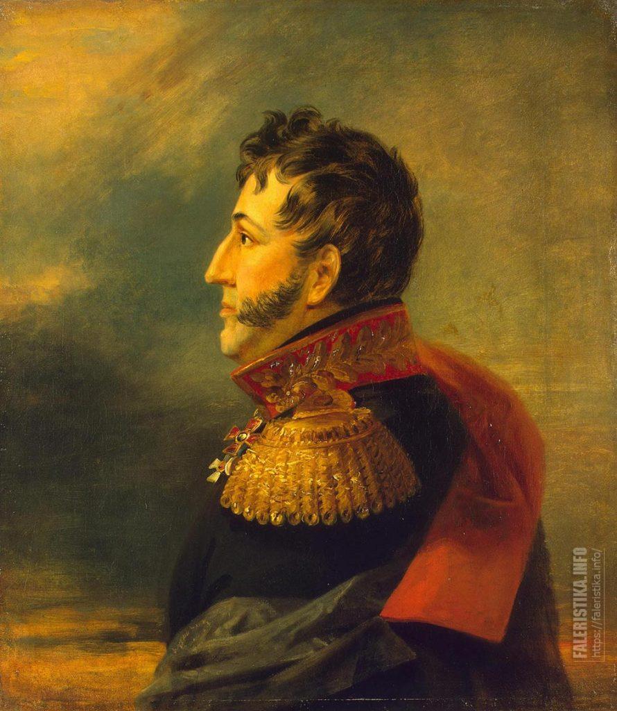 Портрет генерал-лейтенанта Ивана Терентьевича Сазонова