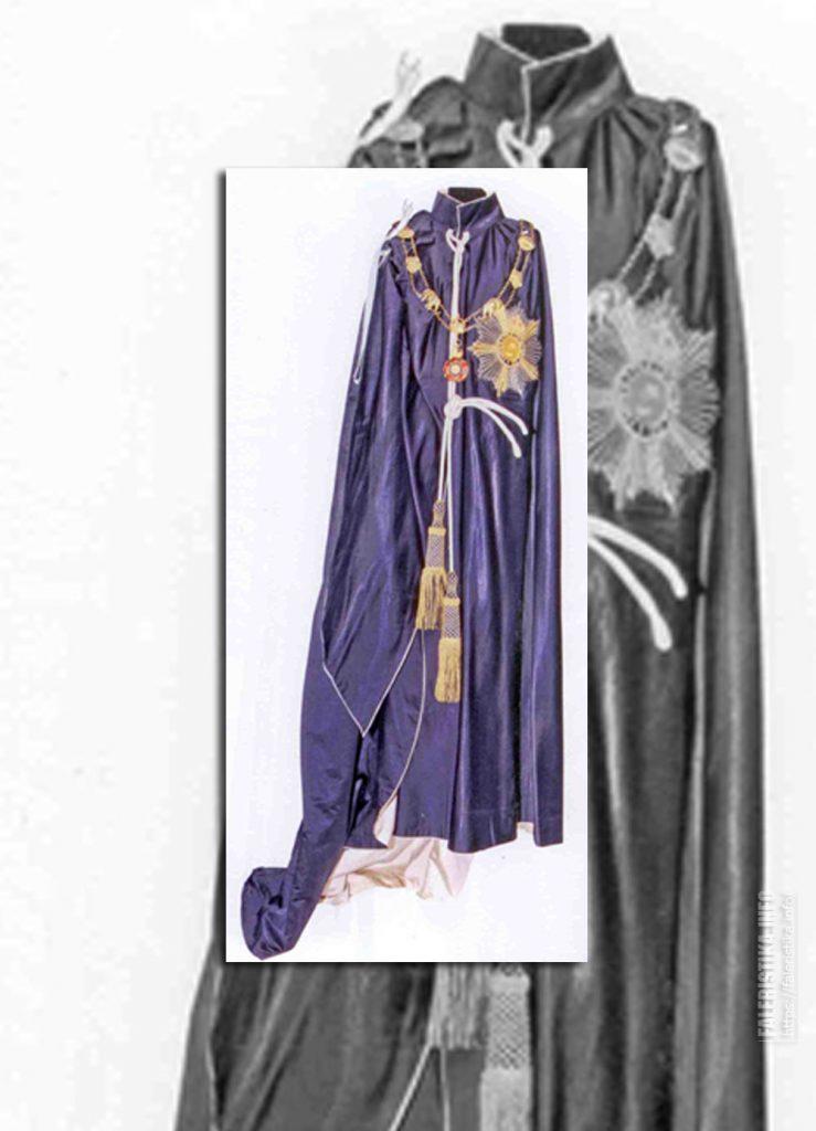 Орден Индийской империи. Церемониальные одежды. Цепь. Цепной знак