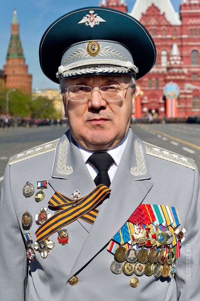 Цаликов Руслан Хаджисмелович. Первый заместитель Министра обороны Российской Федерации