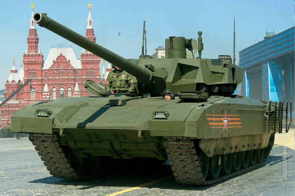 Техника безопасности: русская броня