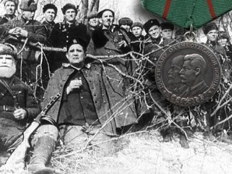 """75 лет Медали """"Партизану Отечественной войны"""""""
