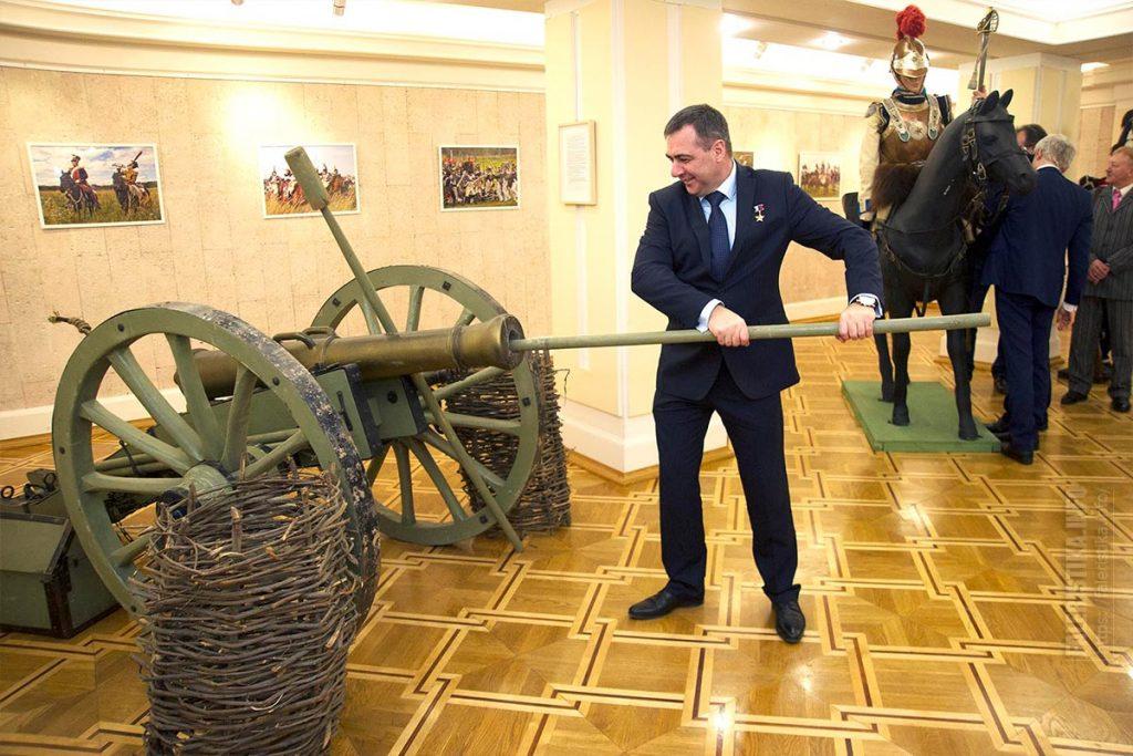Павел Анатольевич Шевченко, Герой России