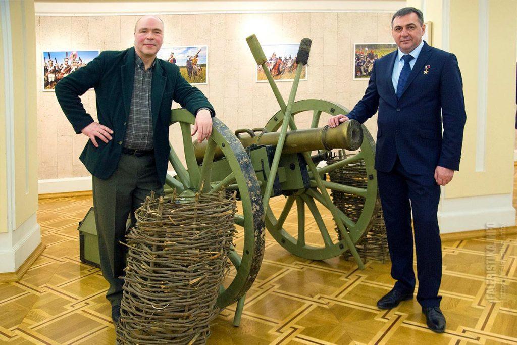 Андрей Александрович Лобанов и Павел Анатольевич Шевченко