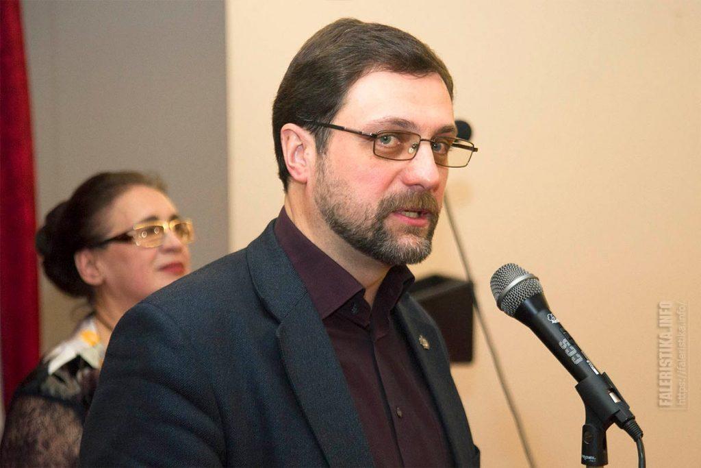 Машков Игорь, заслуженный художник России