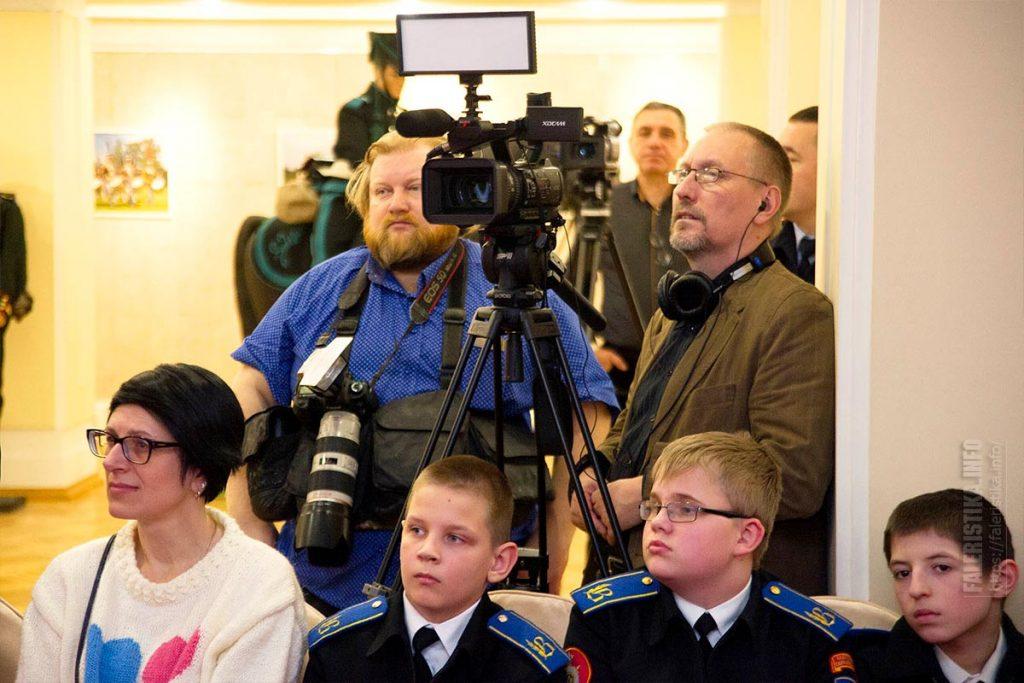 Фотографы Артём Макеев и Андрей Дегтярёв