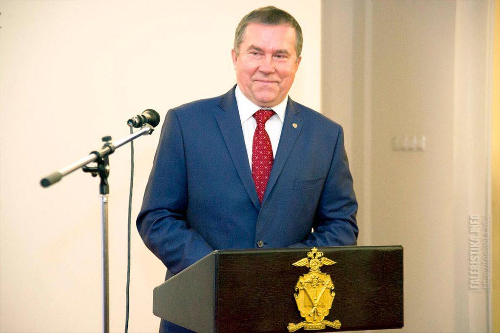 Костенко Юрий Яковлевич, заместитель начальника Академии управления МВД России