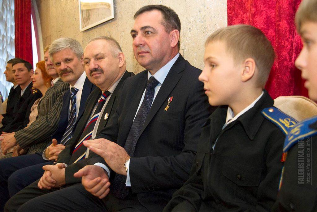 Суздальцев Евгений Леонидович, Шумов Владимир Ильич, Шевченко Павел Анатольевич и кадет