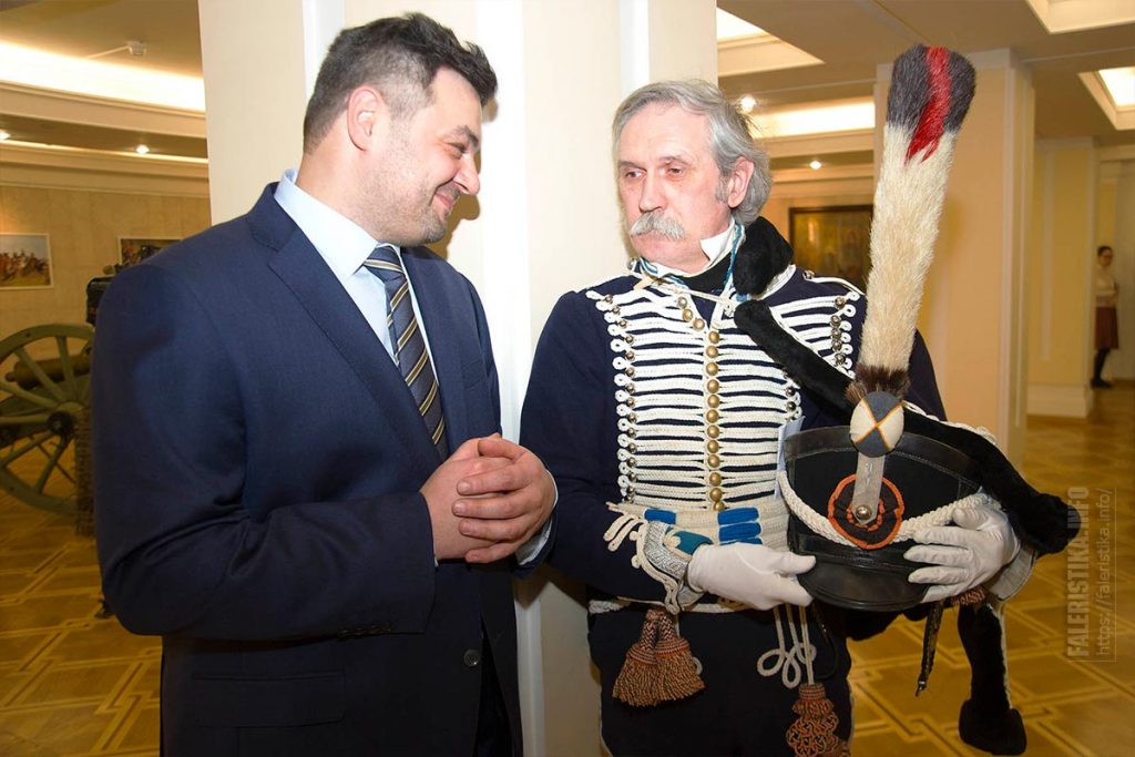 Шмаевич Михаил Яковлевич и Заборсин Фёдор Григорьевич