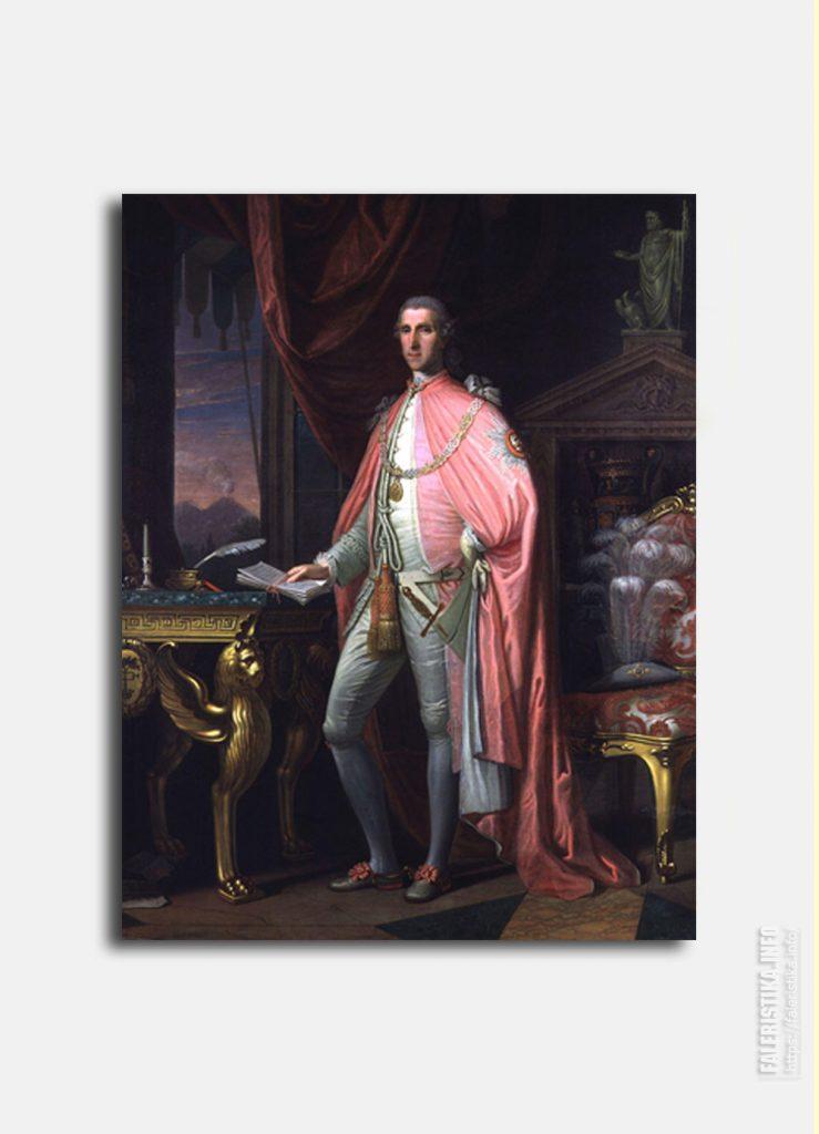 Сэр Уильям Гамильтон, посол в Неаполитанском Королевстве