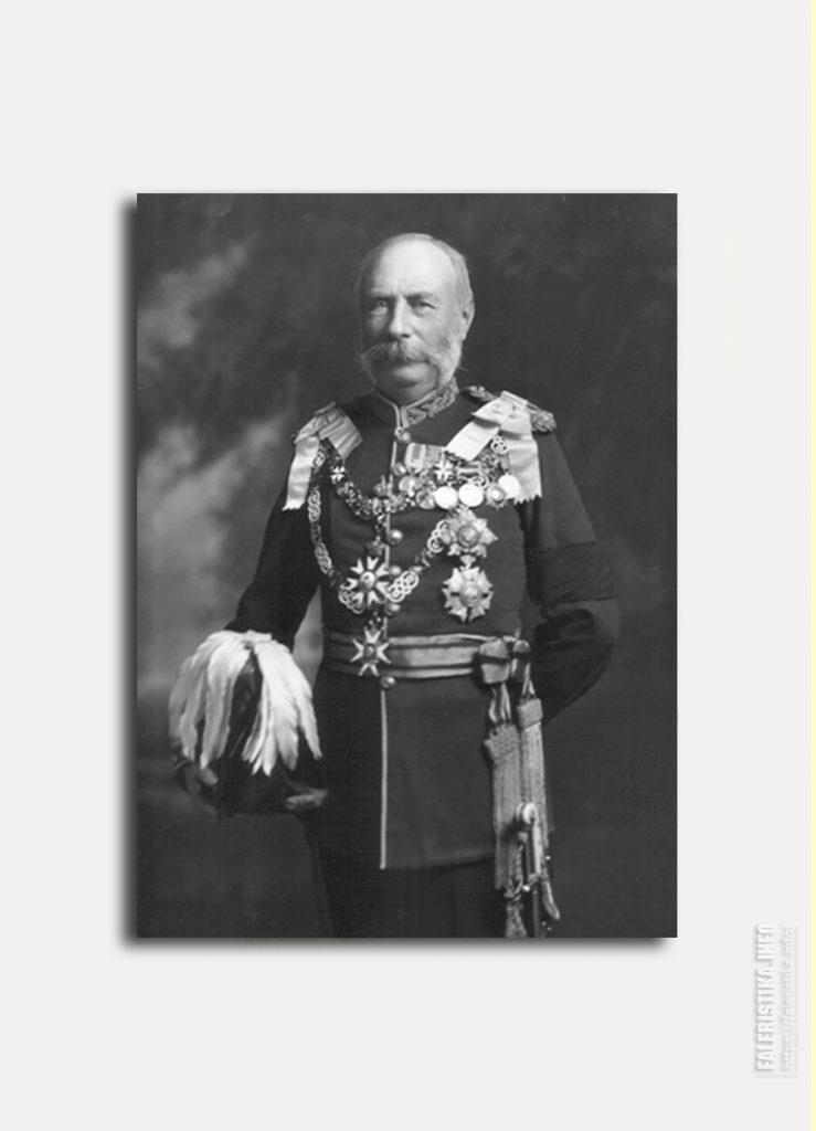 Генерал сэр Роберт Биддульф