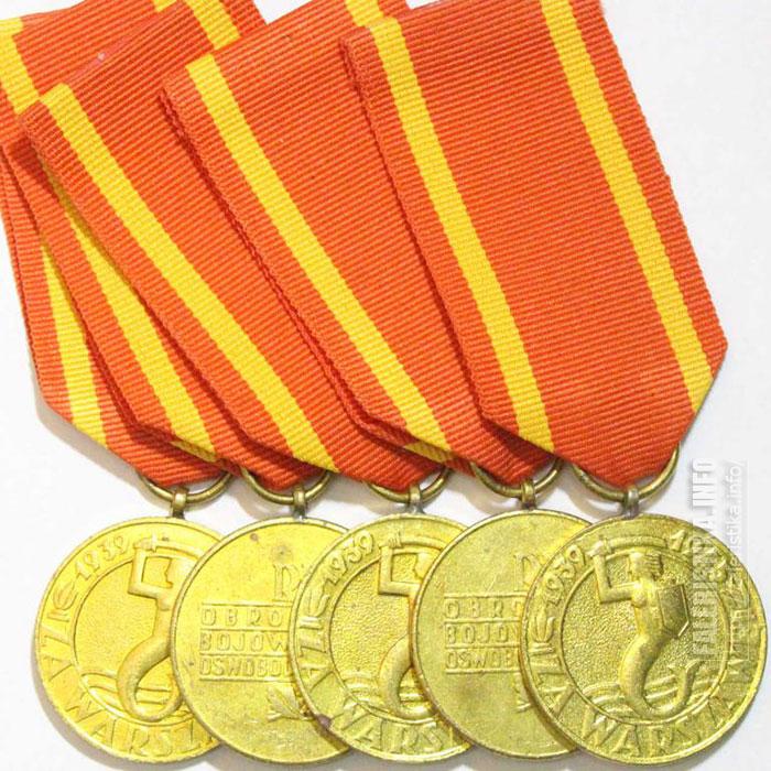 Медаль «За Варшаву 1939—1945» (Medal za Warszawę 1939-1945)