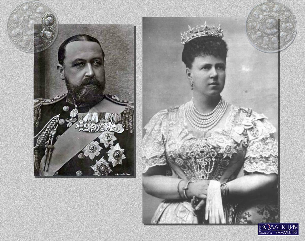 Неизвестный фотограф. Альфред, герцог Эдинбургский и Саксен-Кобург-Готский. Фото после 1888 (с этом году был награждён испанским орденом Золотого руна). Неизвестный фотограф. Мария Александровна Романова, герцогиня Эдинбургская и герцогиня Саксен-Кобург-Готская. Великая княгиня. Фото около 1900.