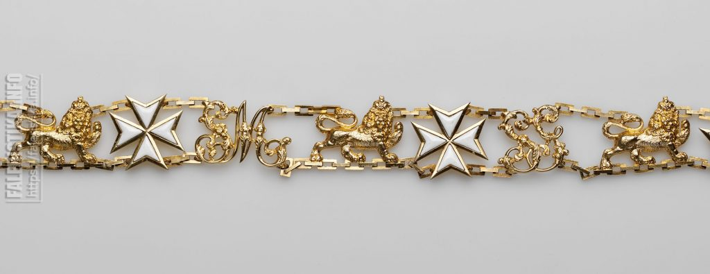 Цепь Ордена Святого Михаила и Святого Георгия