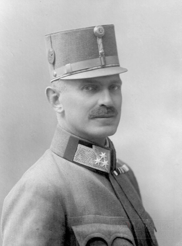 Генерал Брони Войска Польского Станислав Шептицкий