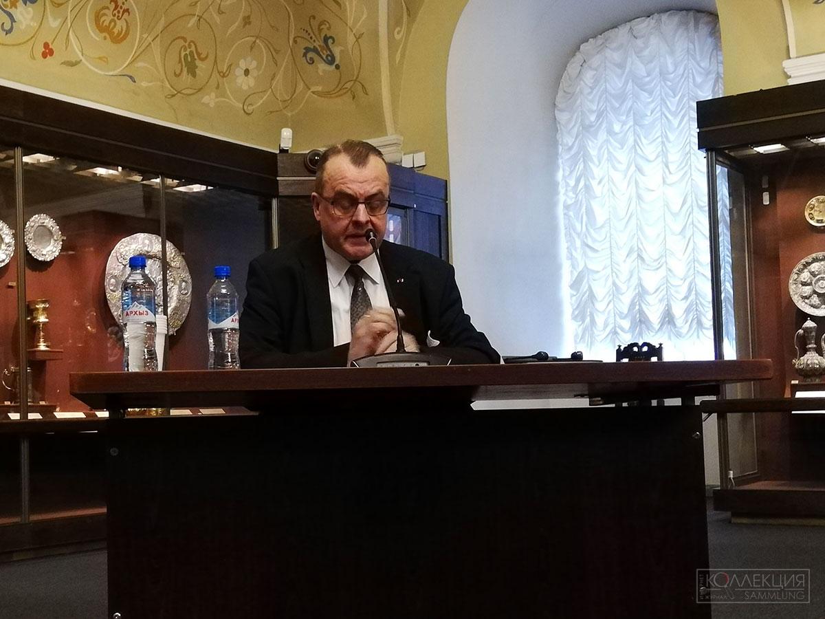 Том Бергрот. Королевская канцелярия рыцарских орденов Швеции