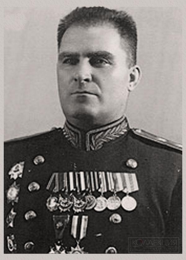 Генерал-лейтенант Кузьма Николаевич Деревянко (1904-1954)